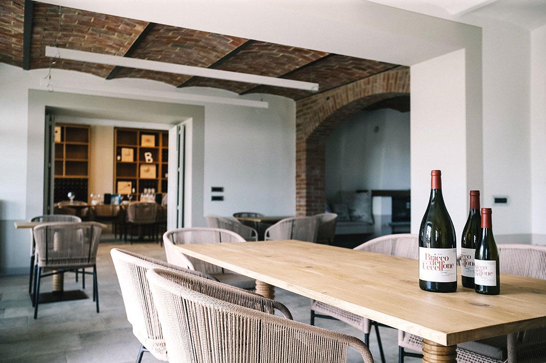 Braida wine resort